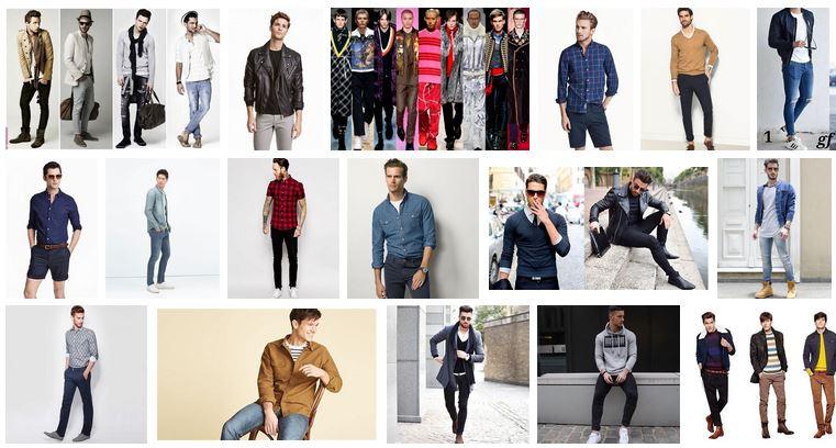 moda hombre 2019