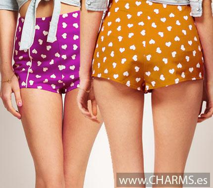 shorts años 50