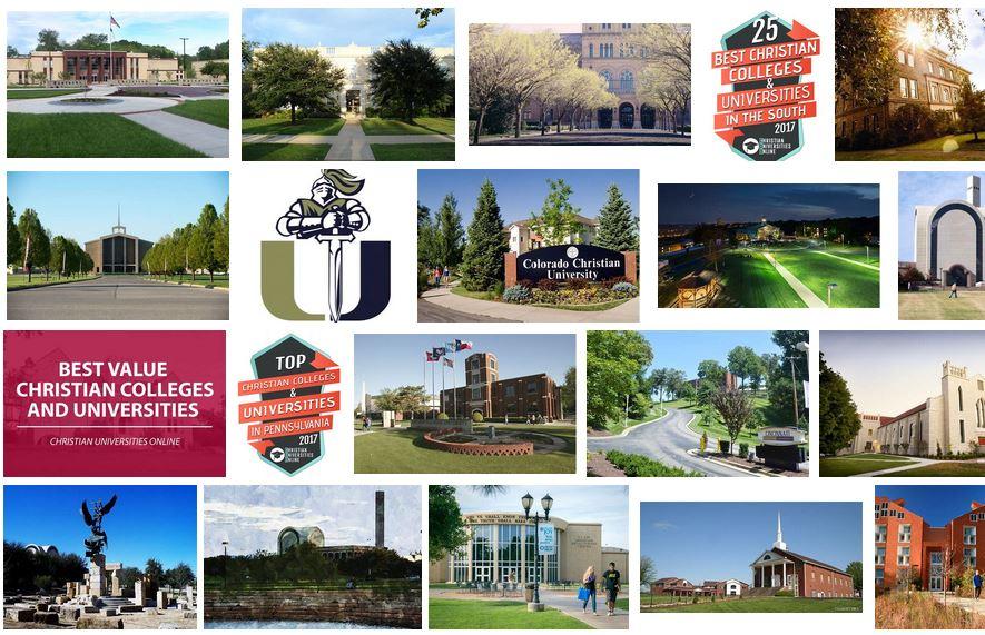 universidades cristianas estados unidos
