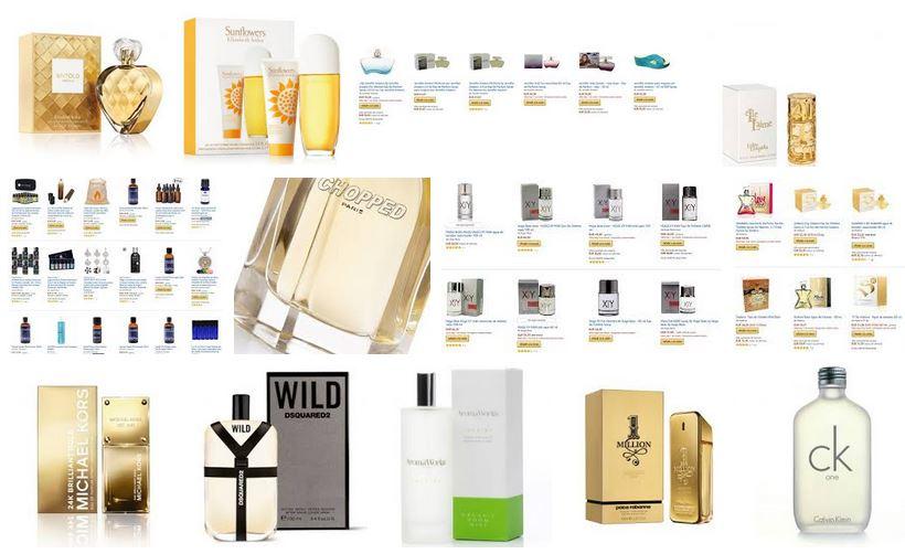 perfumes mas vendidos para mujer y hombre
