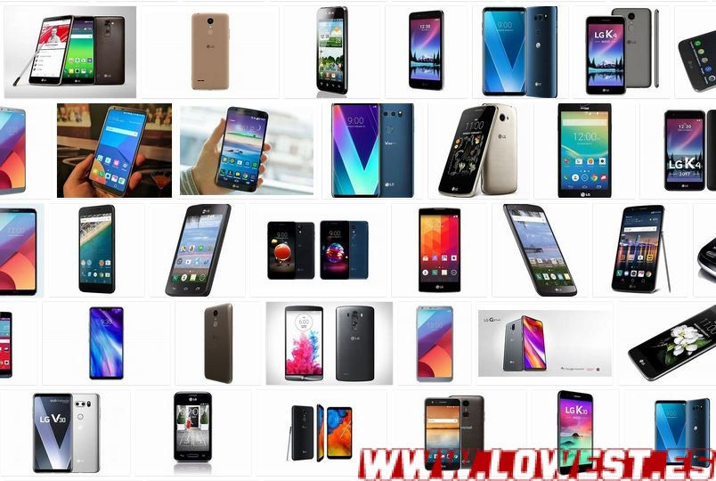tiendas electronica celular lg smartphone