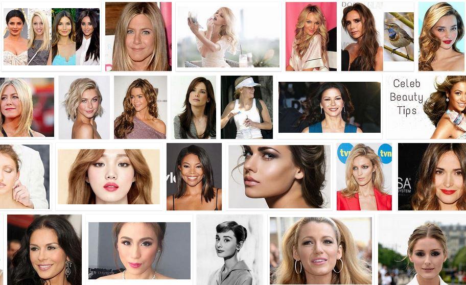 trucos de belleza de las famosas celebrities