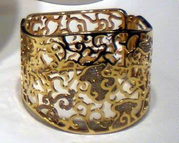 pulsera cobre brazalete