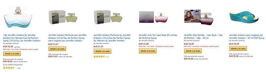 perfume jennifer aniston notizalia