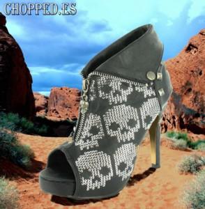 zapatos botas caminar
