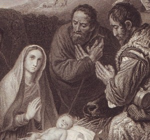 nacimiento cristo belen