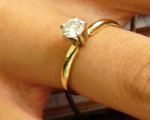 anillo sara carbonero