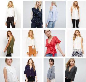 blusas de moda mujer estilos precios notizalia