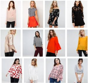 tienda online blusas dama online notizalia