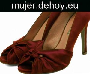 zapatos boda marrones