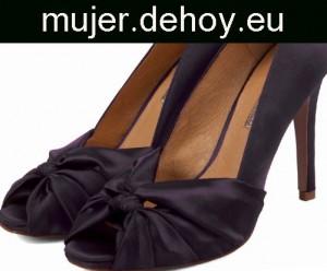 zapatos boda negros