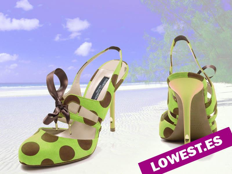 zapatos colores flamenca