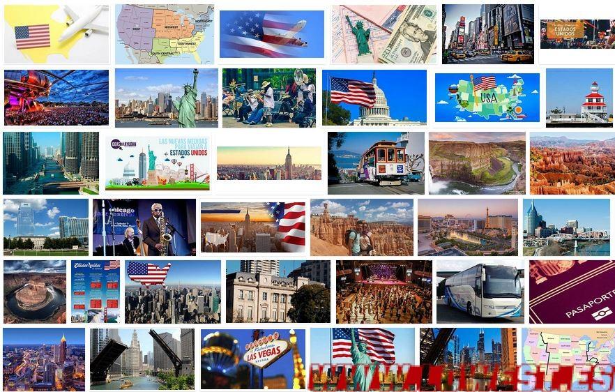 Musica y viajes a Estados Unidos