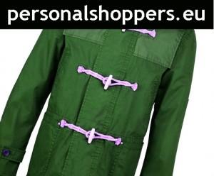 chaqueta primavera verde