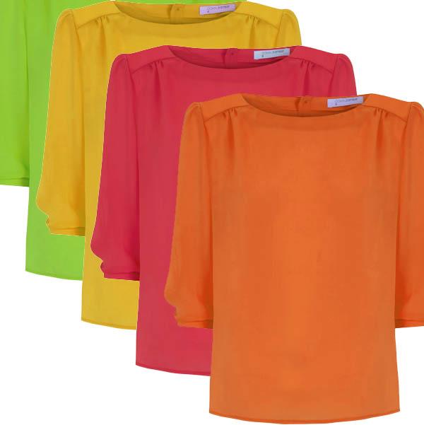 blusas tallas especiales