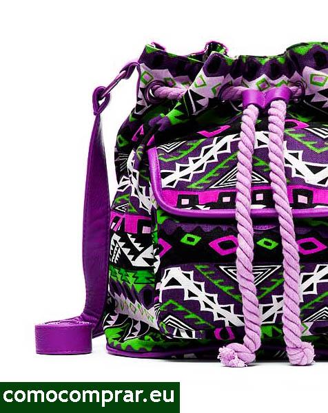 bolso mochila moderno