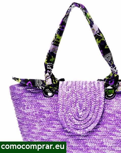bolsos playa colores