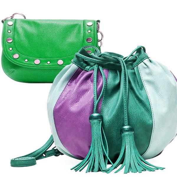 bolsos colores combinar