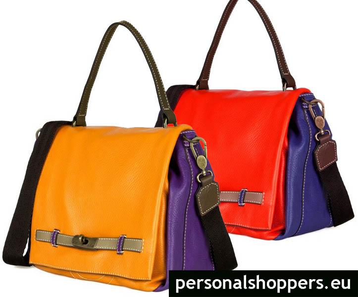 bolsos de colores