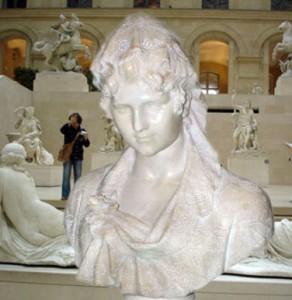 cesare lapini busto marmol