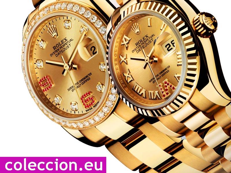 nuevos rolex 2012