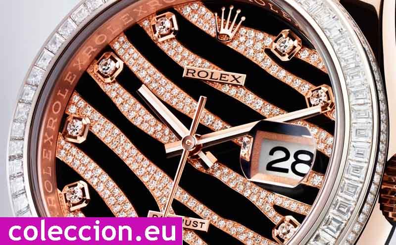 Rolex La Marca De Los Famosos Para Relojes De Lujo