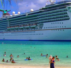 fotos crucero caribe