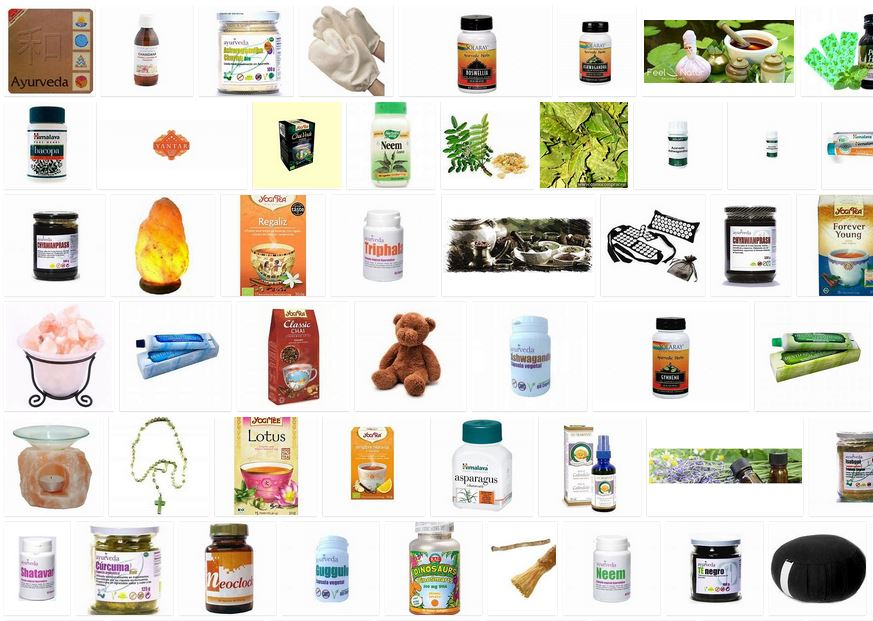 herboristeria online ayurveda