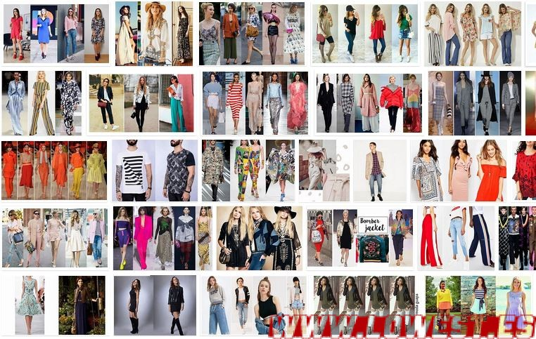 tendencias de moda que viene
