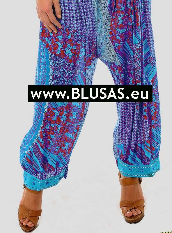 pantalones verano hippie
