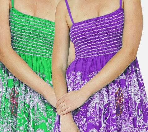 vestidos mujeres rellenitas