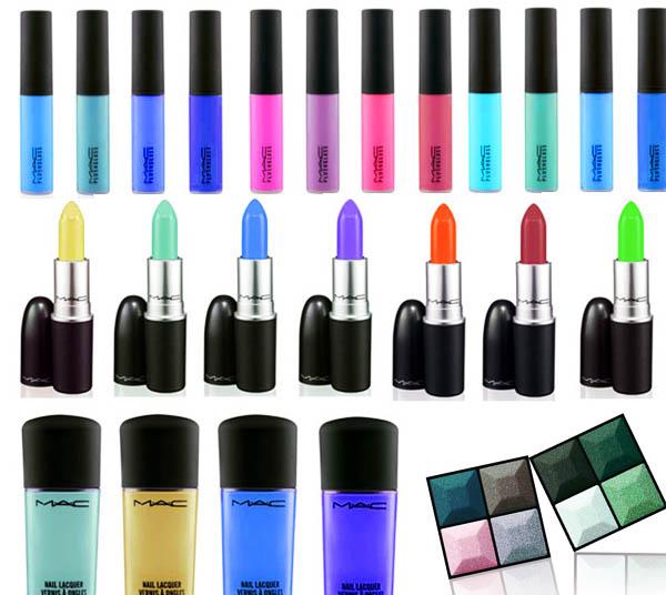 colores maquillaje de moda