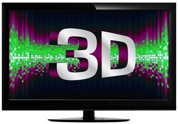 comprar television 3d