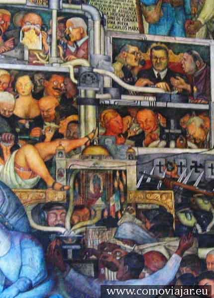 murales arte mexico df