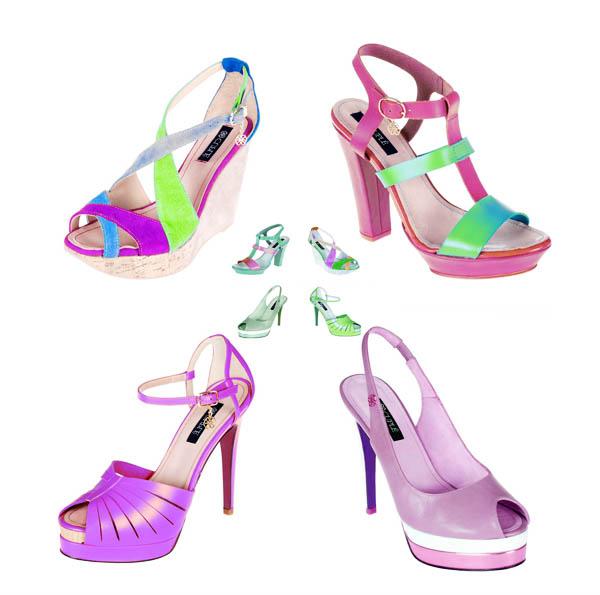 zapatos que se llevan