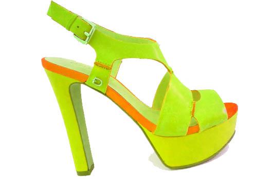 zapatos colores 2012