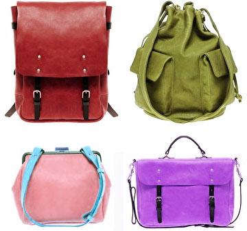 bolsos moda colores