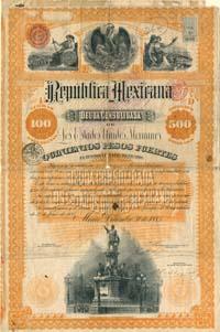 bonos historicos mexico