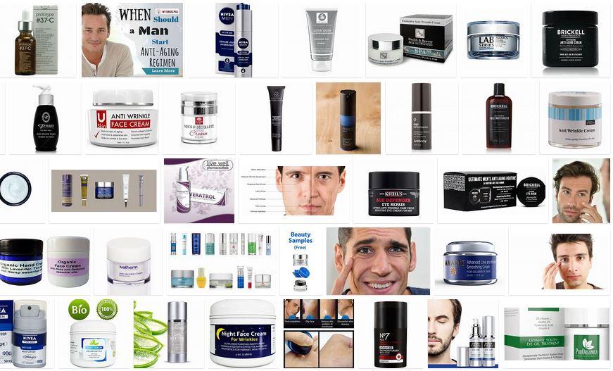 cual es la mejor crema antiarrugas para hombre
