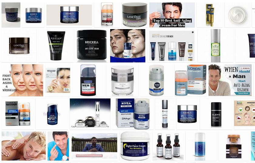 mejor crema anti arrugas para hombre