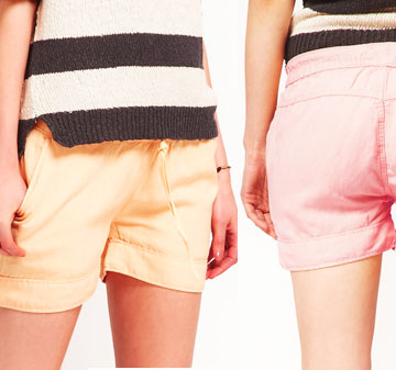 moda nautica shorts