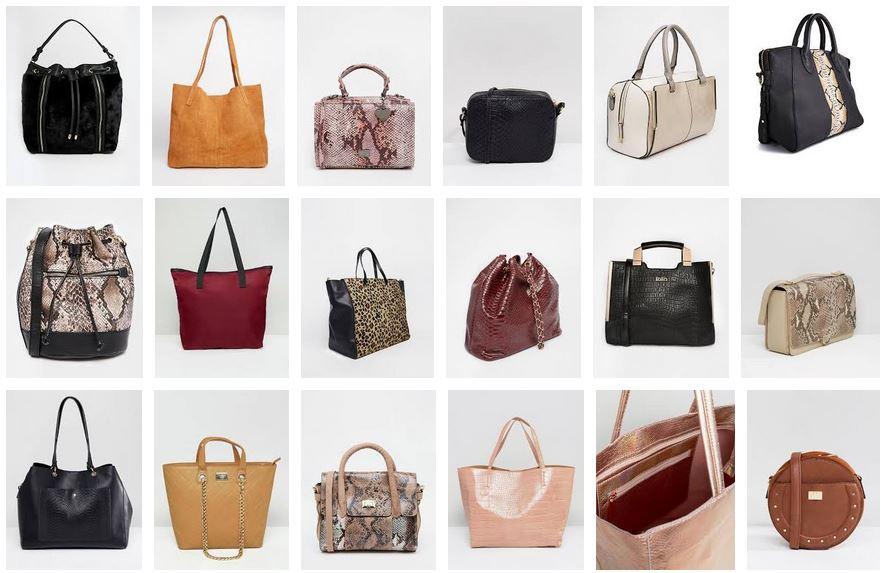bolsos de moda cuero