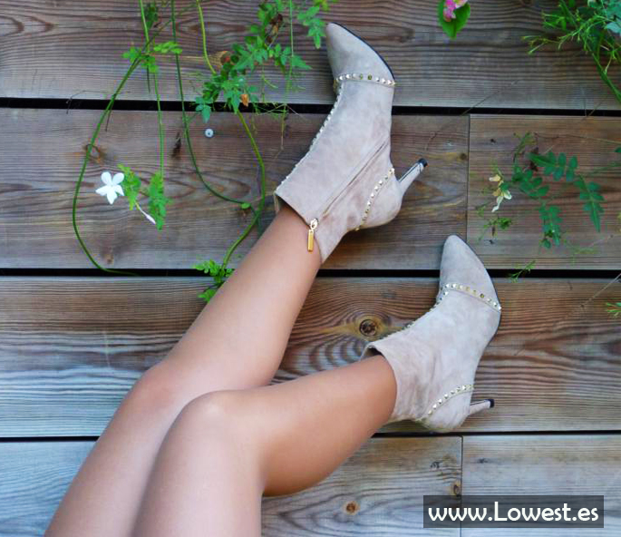 calzado botas mujer