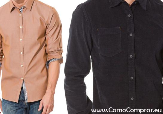 camisas hombre 2013