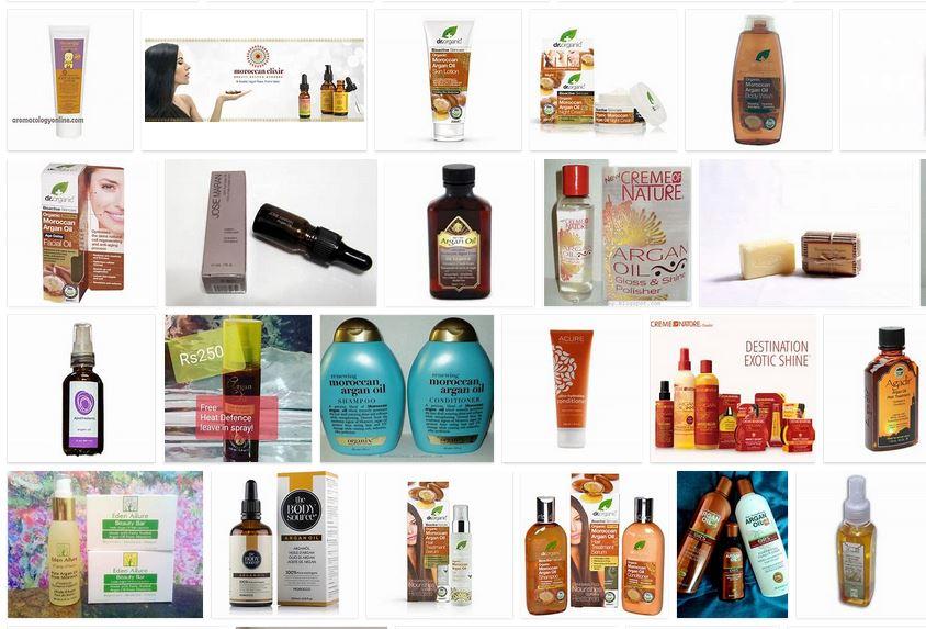 comprar cosmeticos al por mayor aceite argan para tiendas online