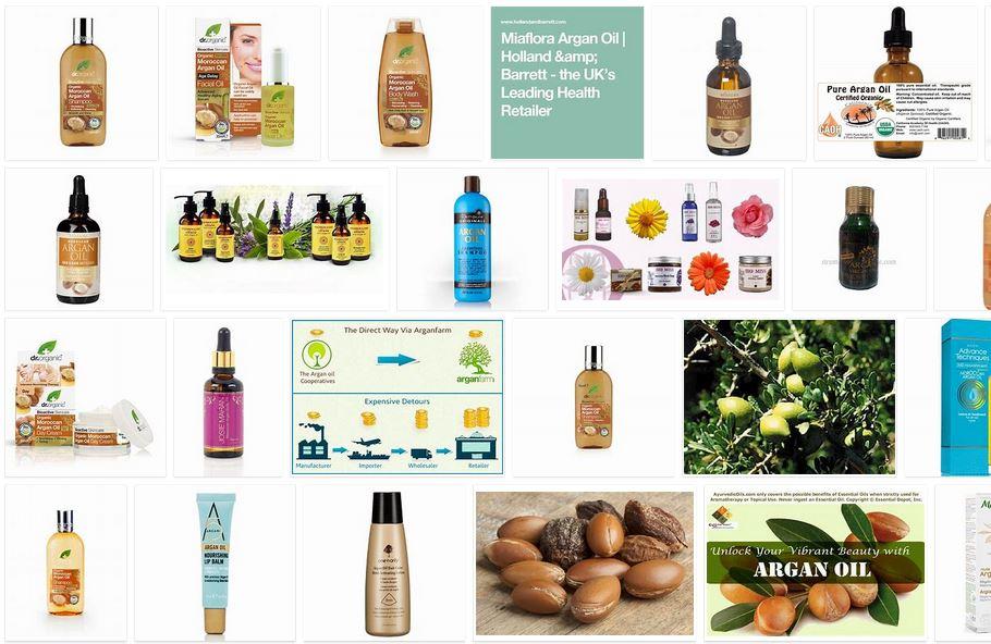 mayoristas de aceite de argan cosmetica belleza