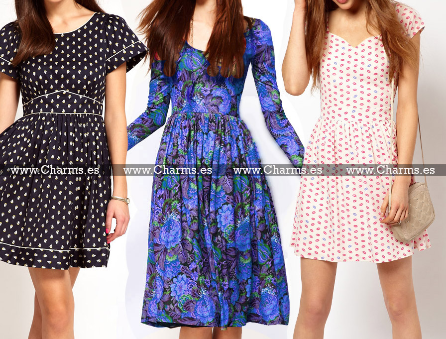 vestidos mujer 2014