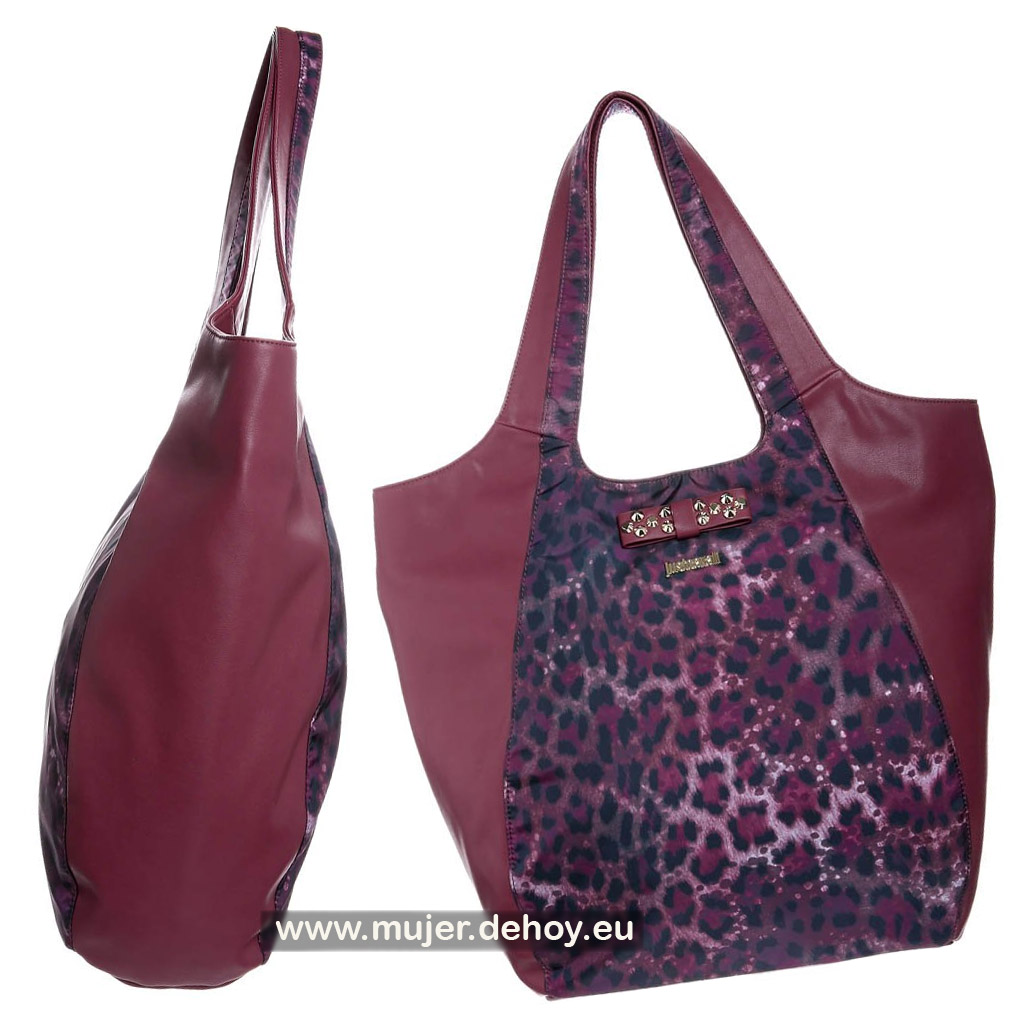 bolso shopper estampado