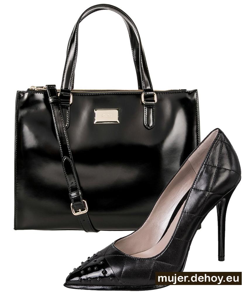 conjunto bolso zapatos