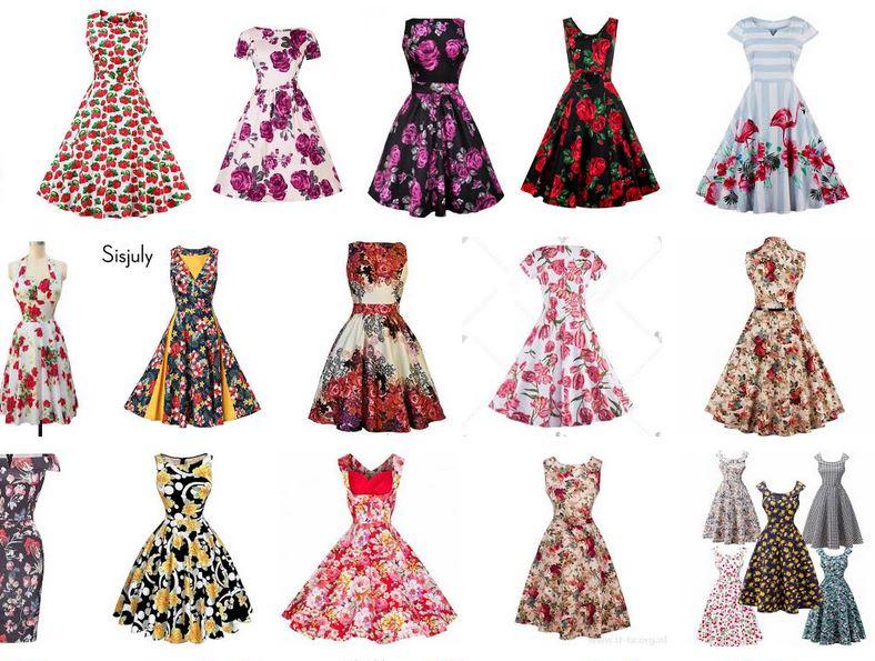vestidos vintage años 20 para mujer